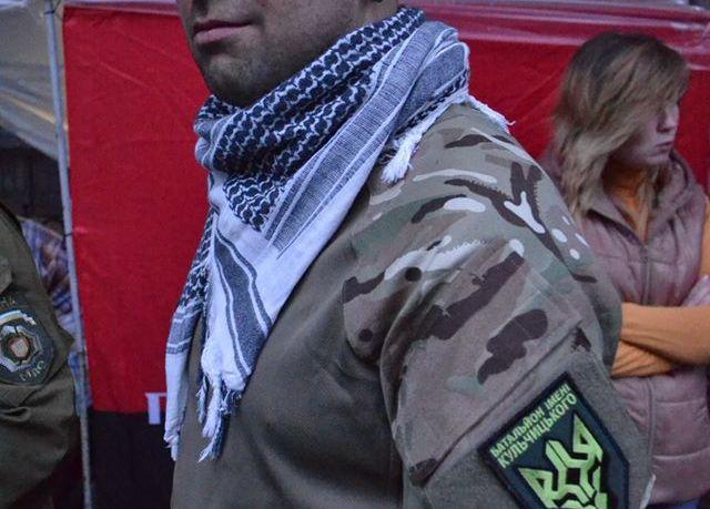 """""""ПС"""" имеет поддержку добровольческих батальонов"""