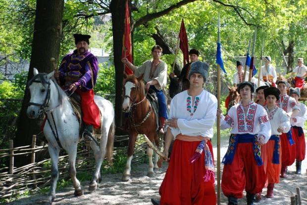 Восстановить былое дело: В Одессе формируется казачий батальон ВСУ