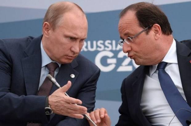 Ни по Украине, ни по Сирии не договорились: В Париже заявили о провале переговоров с Путиным на саммите G20