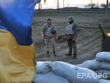 Террористы дважды обстреляли позиции украинских бойцов вблизи Попасной, - ОВГА