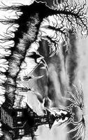 Hexensabbat >  Pestilence Crawls Over Bloodstained Land (2016)