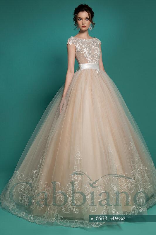 Свадебное платье Алесса