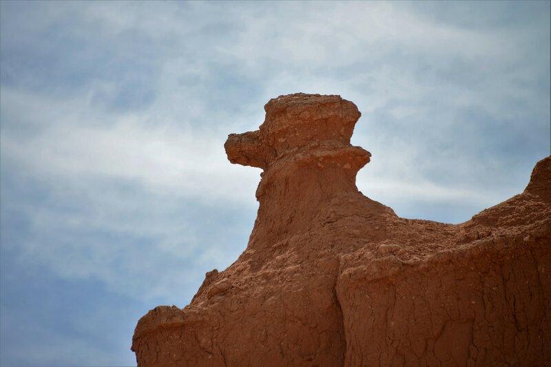 В пустыне Гоби