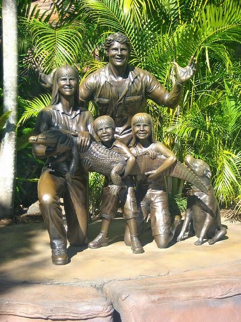 7. Зоопарк Австралии Приехав на знаменитое Солнечное Побережье в штате Квинсленд, стоит обязательно