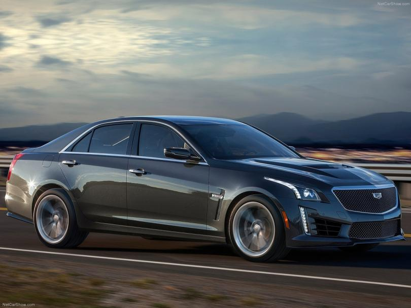 """3. Cadillac CTS-V Цена: от 6 490 000 рублей Ожидая реакции в стиле """"да как вы посмели!"""","""