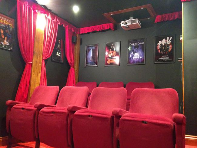 Какой же кинотеатр без сладостей и вкусностей!