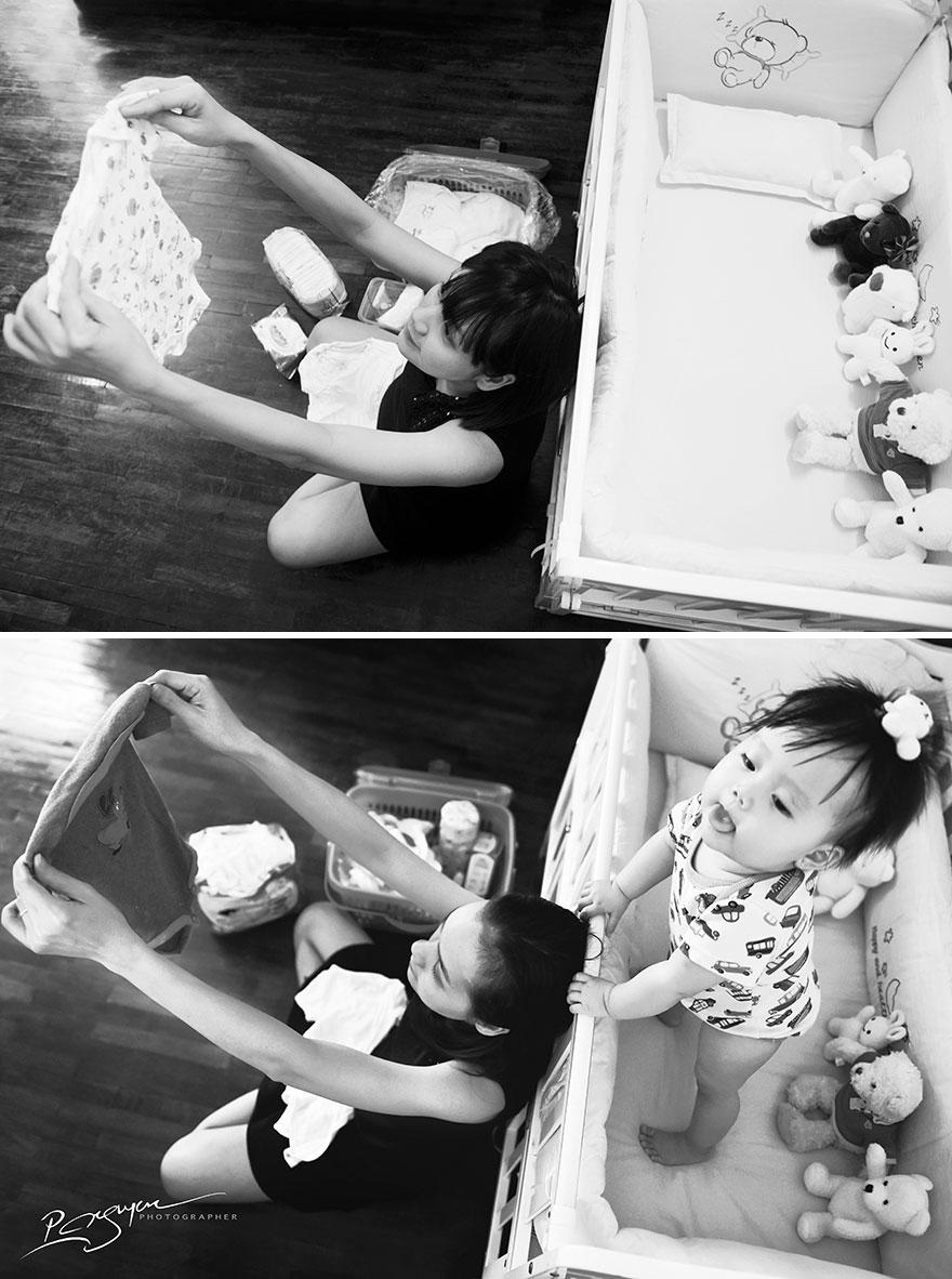 «Материнство — мироощущение, а не биологическая связь» (Роберт Хайнлайн).