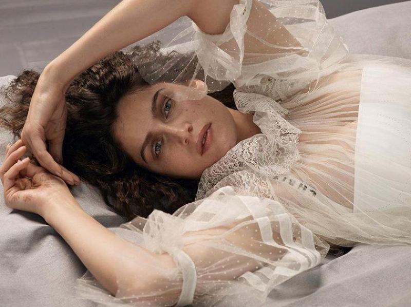 Летиция Каста в Dior Magazine (8 фото)