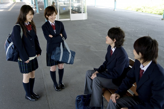 © japantimes.co.jp  Начиная сосредней школы каждый ученик обязан носить униформу. Многие школ