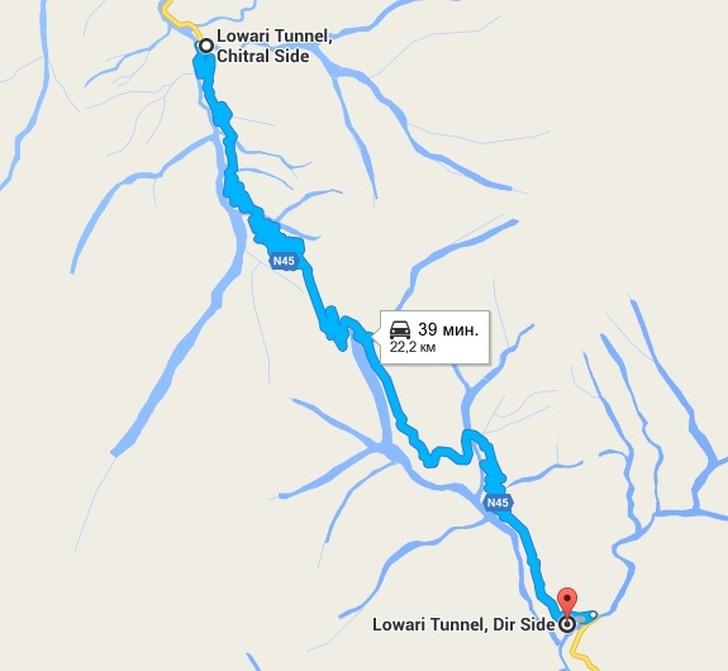 От калашей мы двинулись обратно в Исламабад, через перевал Ловари. Чья это была идея опять ехать в г