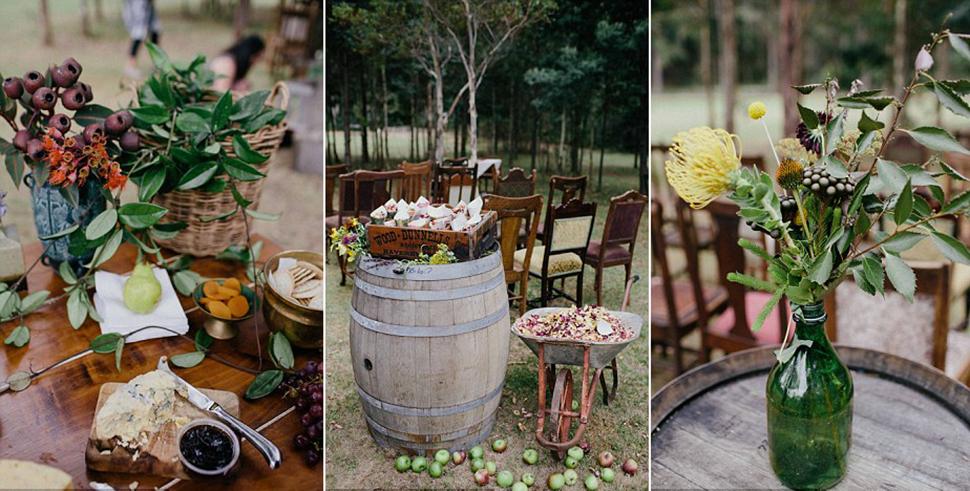Майкл варил домашнее пиво для праздника, а Кейт собирала цветы, сушила лепестки старых букетов для к