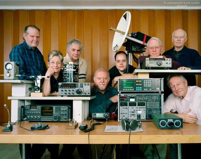8. Клуб радиолюбителей