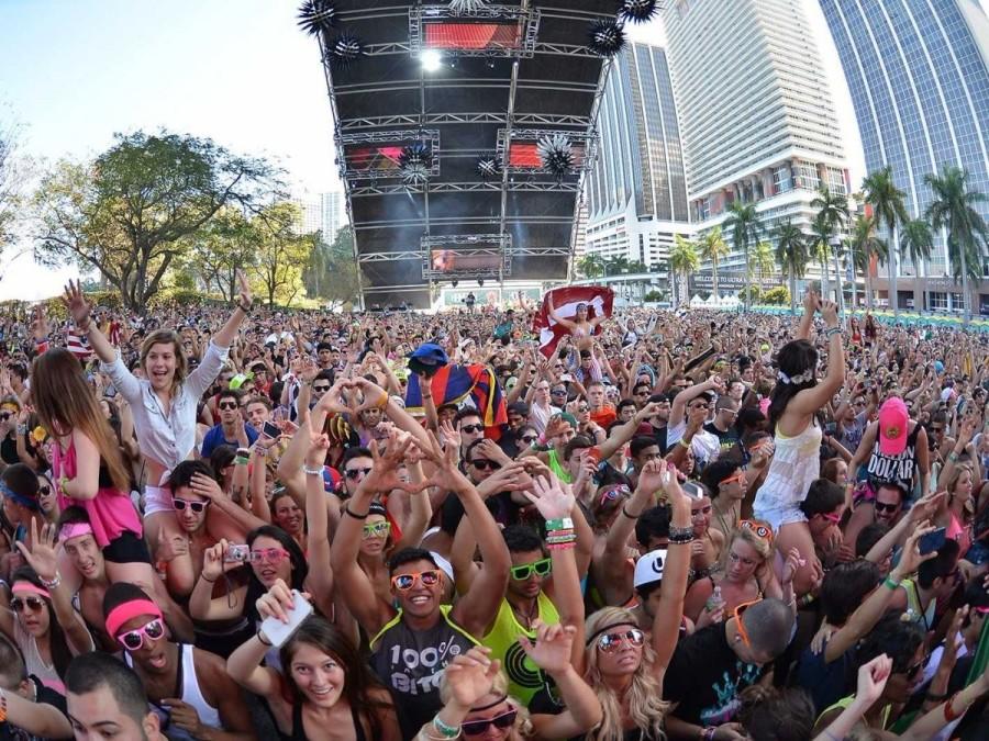 33. Билеты на музыкальный фестиваль Ультра, проходящий в Майами, Флорида, разлетаются за считанные с