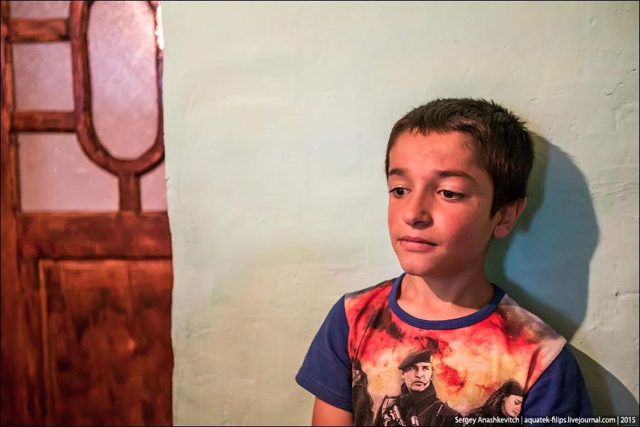 6. Мальчик из Хыналыга