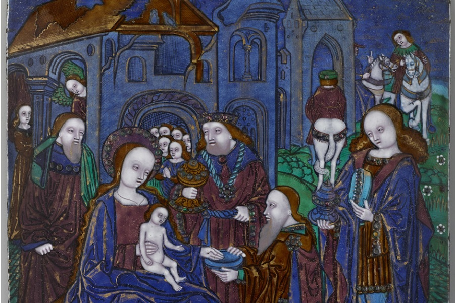 Сияние французского Возрождения в миниатюре
