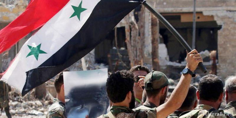 Вражда вСирии унесла жизни свыше 300 тыс. человек