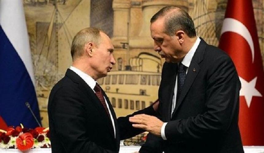 Путин встретится вСтамбуле сЭрдоганом иМадуро