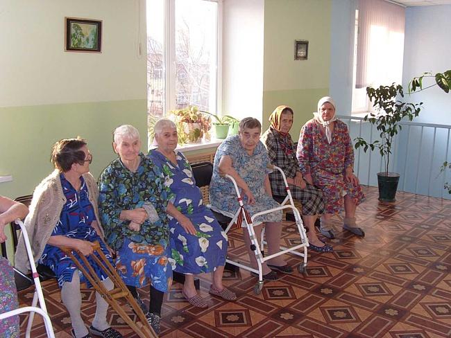 Вдоме престарелых вКраснодарском крае произошел пожар
