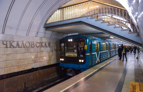 Интервалы движения поездов были увеличены насалатовой ветке метро