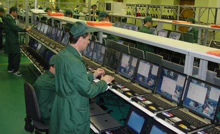 В РФ создадут сверхпрочный ноутбук