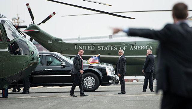 WP: сотрудницу Секретной службы могут наказать из-за комментария оТрампе