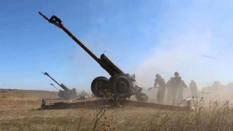 Киев 86 раз нарушил апрельское соглашение опрекращении огня вДонбассе