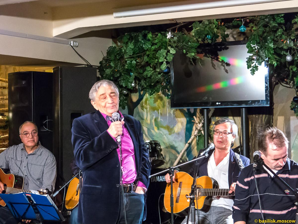 В нашу гавань заходили корабли. Эдуард Успенский. Юбилейный концерт. Бард-кафе Гнездо глухаря. 17 декабря 2016