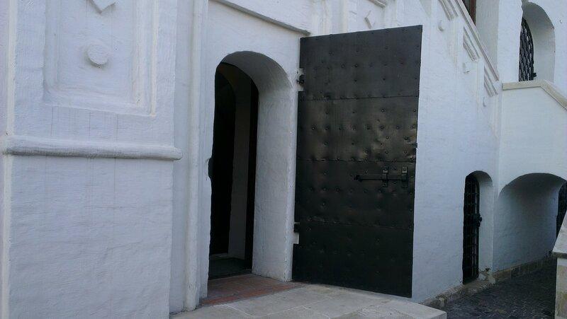 Старый английский дом