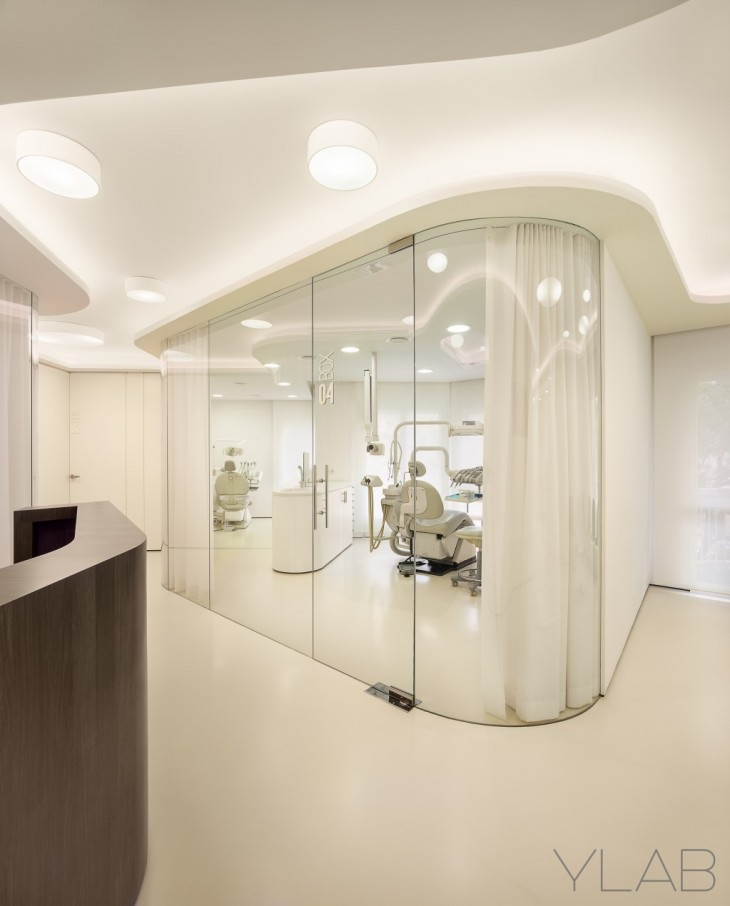 Dental Office Valles & Valles by Ylab Arquitectos