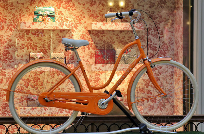 Велосипеды Electra в ГУМе