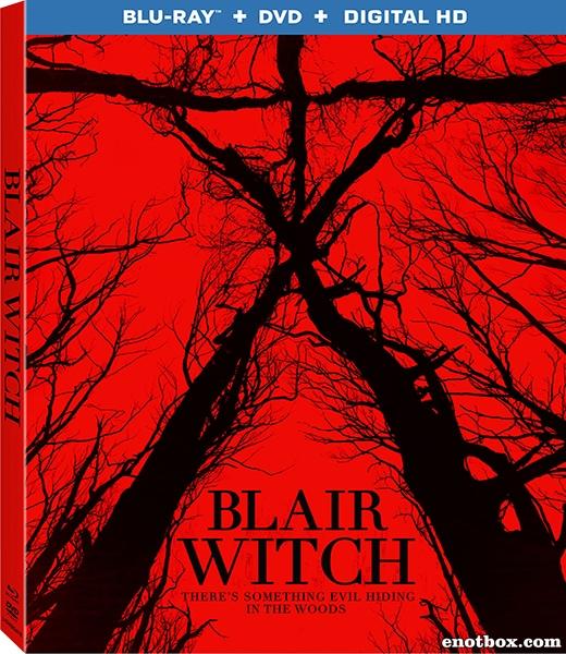 Ведьма из Блэр: Новая глава / Blair Witch (2016/BDRip/HDRip)