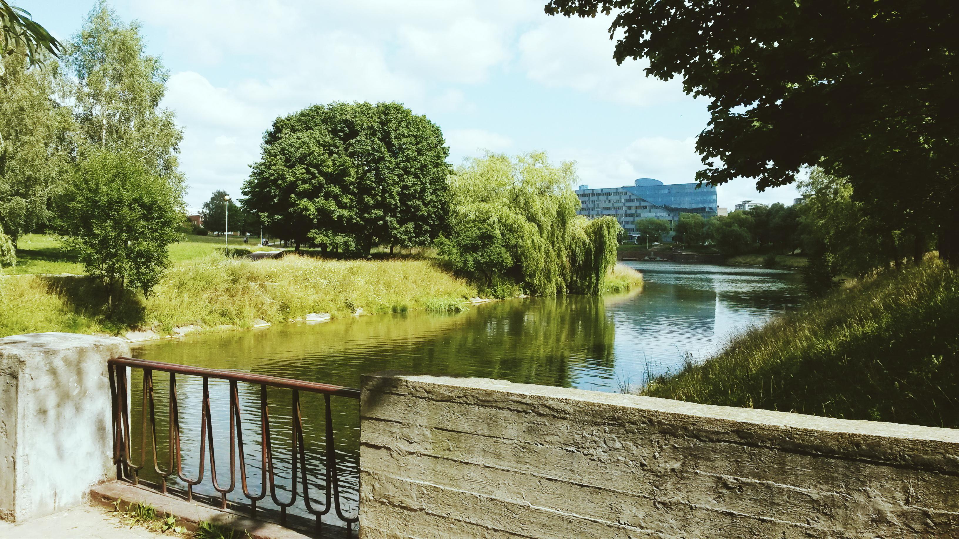 Парк на Карбышева