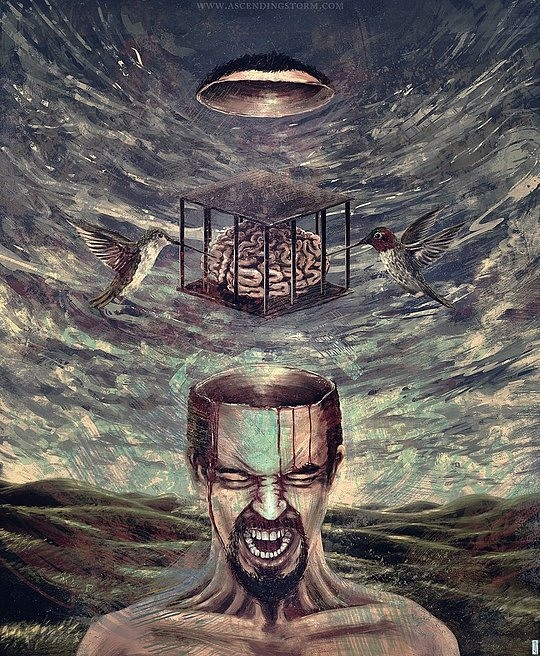 Surreal Illustrations by Jeffrey Smith