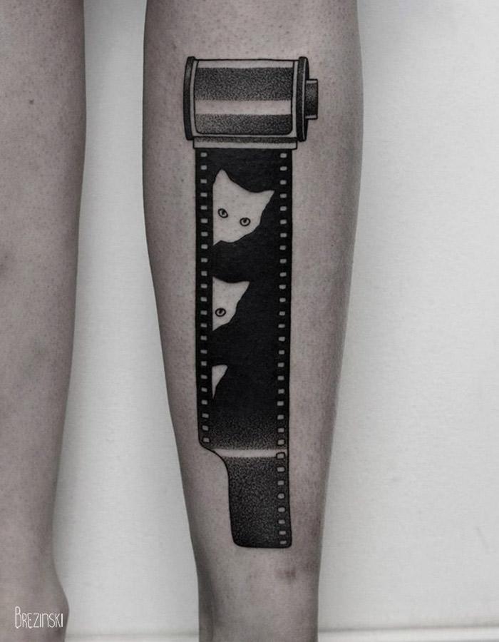 As Tatuagens de Ilya Brezinski vao fazer voce querer se Tatuar.