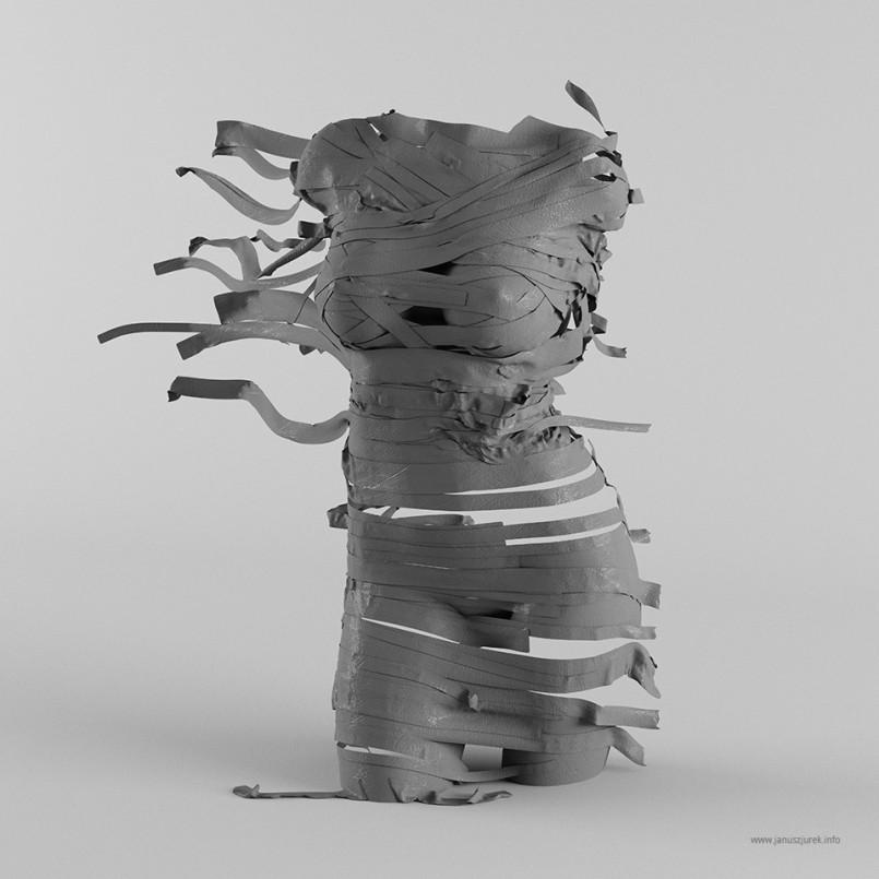 Digital Illustrations by Janusz Jurek
