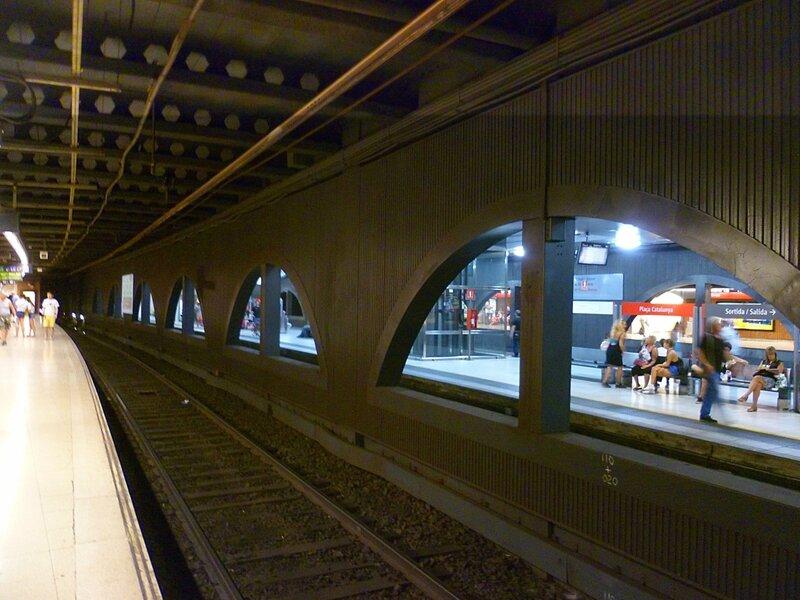 Барселона – метро (Barcelona – Metro)