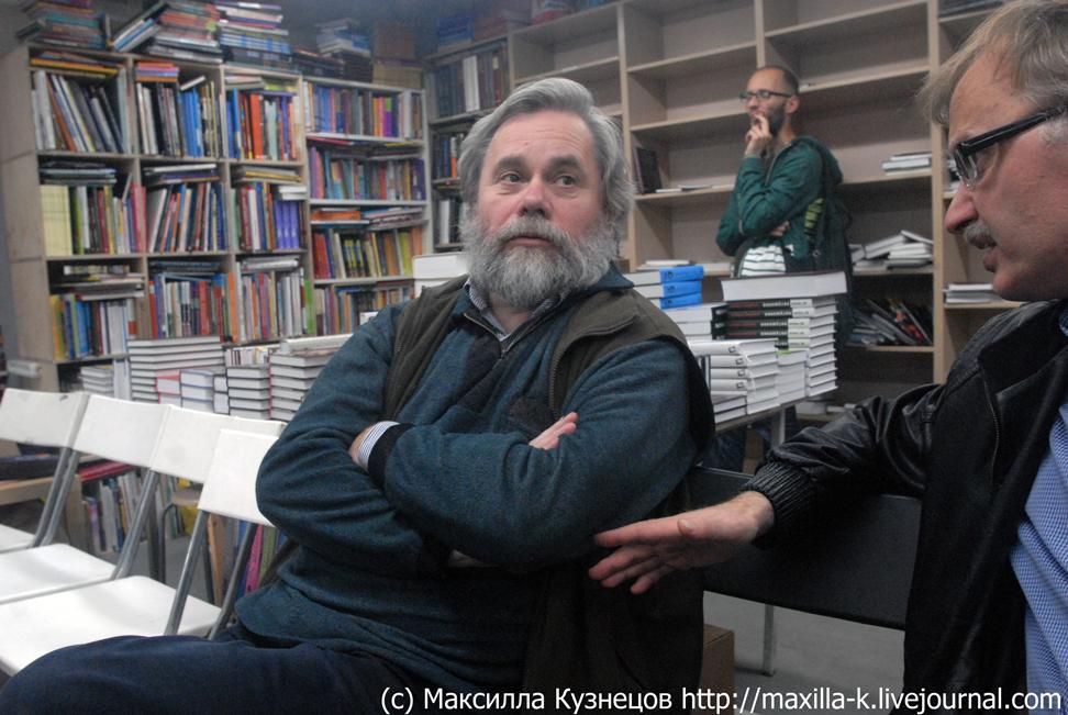 Писатель Сергей Носов