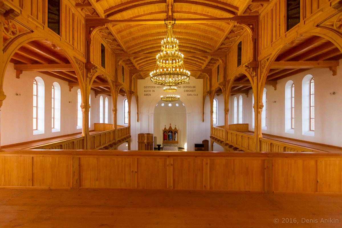 Лютеранская церковь Цюрих - Зоркино фото 15