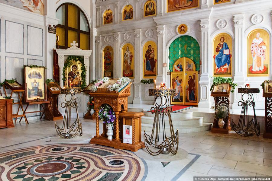 Воинский храм - ровесник Севастополя