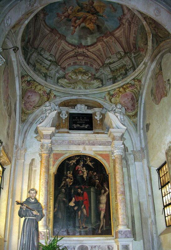 Капелла Сан-Франческо
