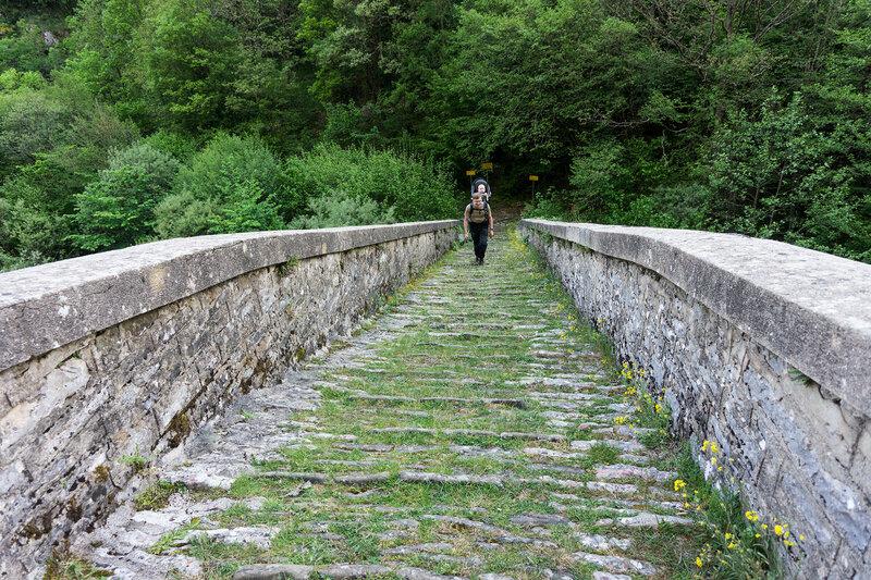 мост Мисиос-Вица (Misios-Vitsa bridge)