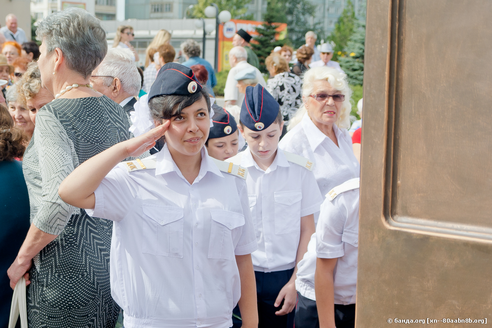 Памятник Жукову в Красноармейском районе / Волгоград