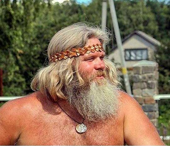 Без бороды муж – не дюжъ