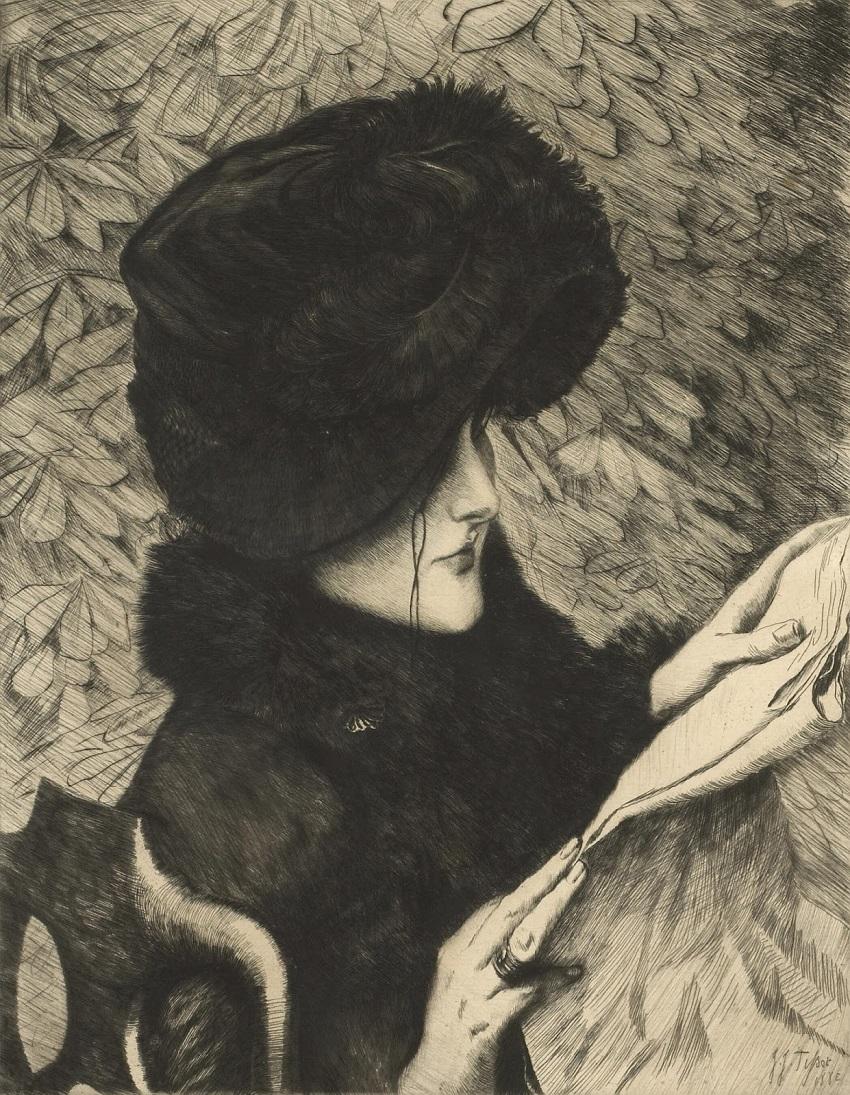1883 Журнал (Le Croquet; and Le Journal