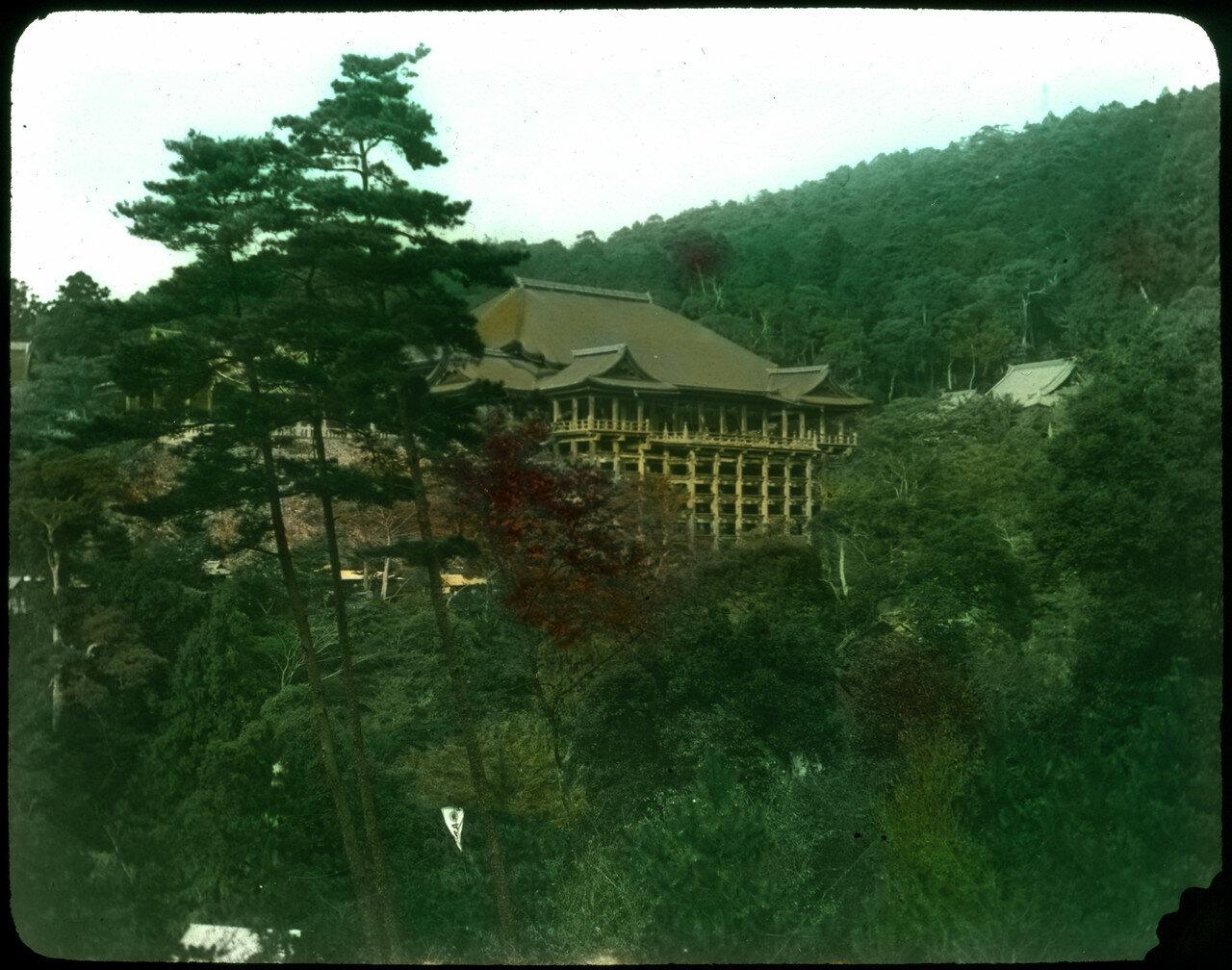 Киото. Киемидзу-дэра