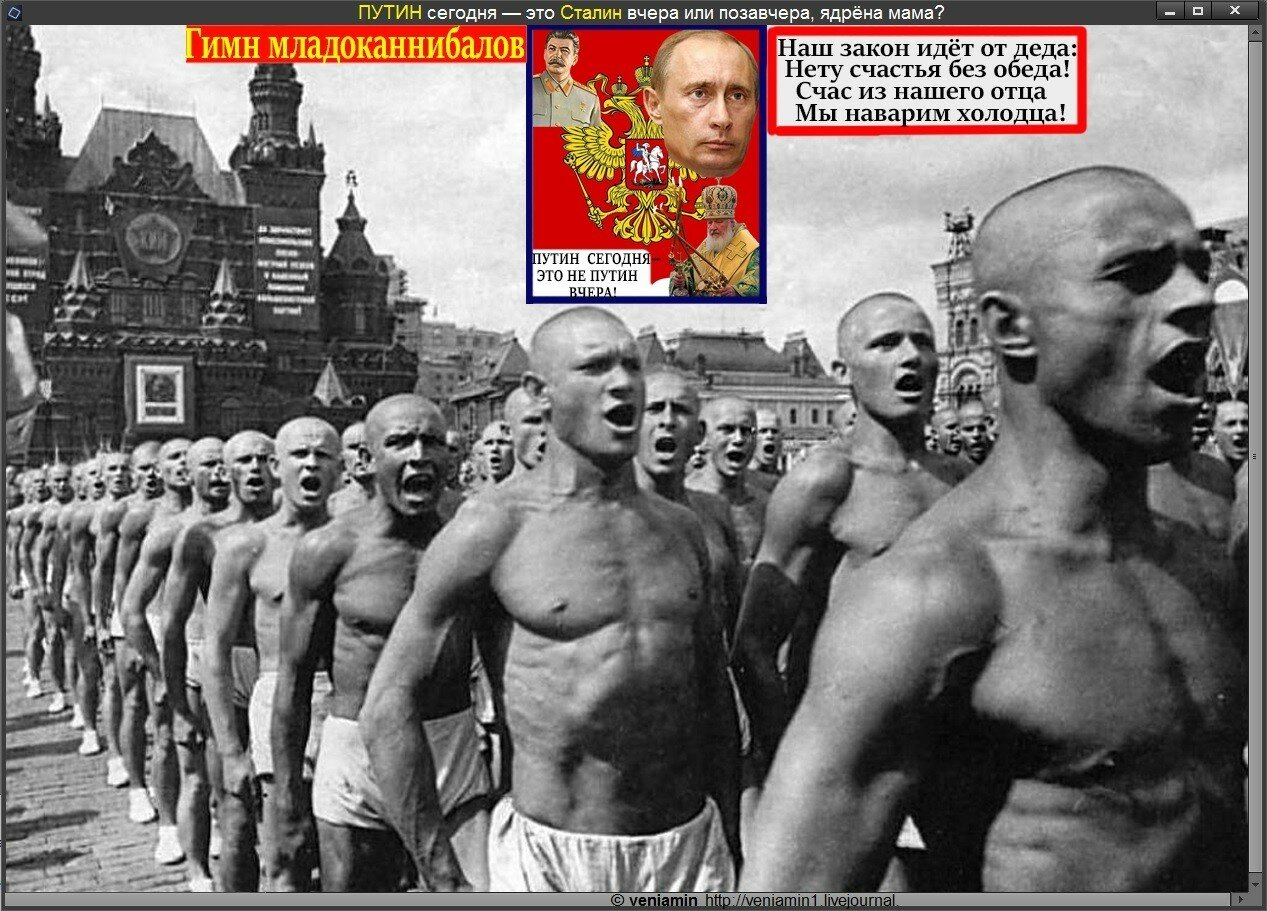 Президент РФ В.В. Путин.Наш закон идёт от деда. Рамка, надпись
