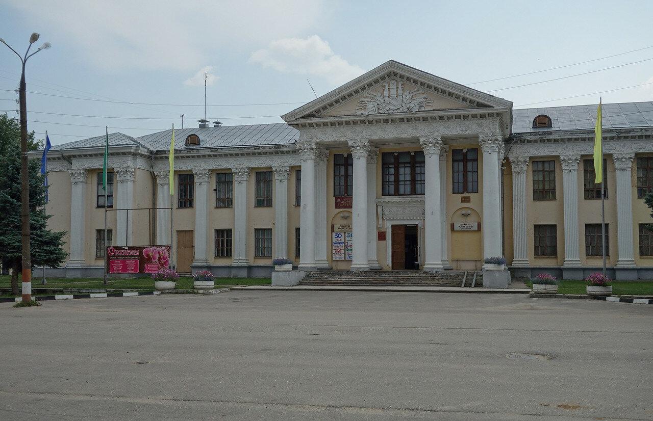 ДК у парка Гагарина