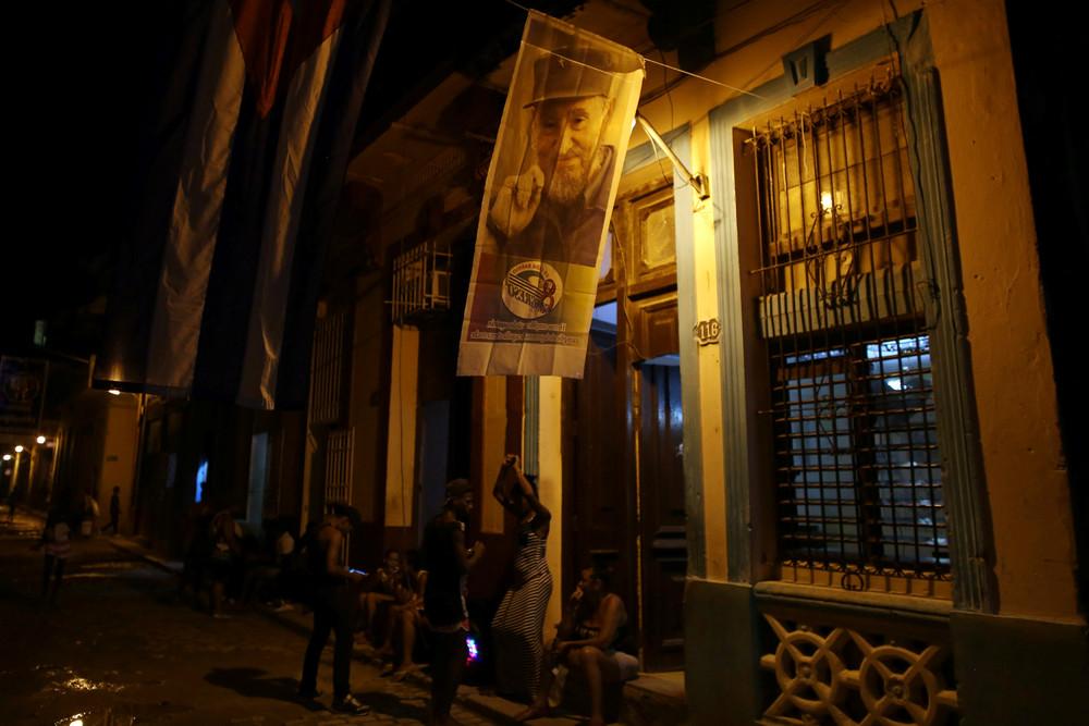 Снимки повседневной жизни на Кубе