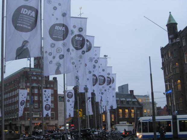 Украинский студент представит свой фильм на престижном кинофестивале в Амстердаме