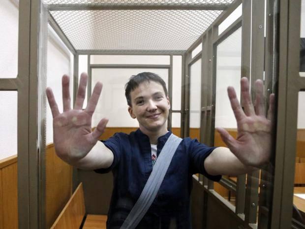 """""""Савченко вышла из тюрьмы совсем другим человеком"""": Российские тюремщики рассказали об украинской бранку (фото, видео)"""